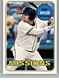 2018 Topps Heritage Minors #61 Josh Naylor San Antonio Missions RC Rookie MLB Baseball Trading Card. rookie card picture