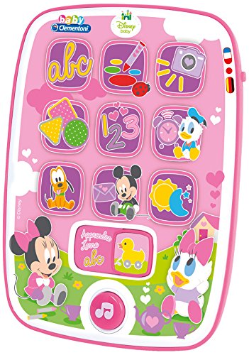 Clementoni - 62949 - Ma première Tablette Baby Minnie - Disney - Premier age