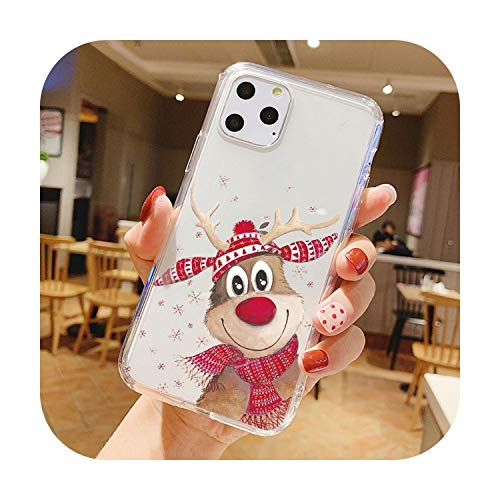 Happy new year merry phone Case For Samsung A5 2017 S6 Edge S5 A9 A6 A8 2018 M10 NOTE 10 NOTE 8 TPU Silicone Case-TPU Q10-For A6 plus 2018