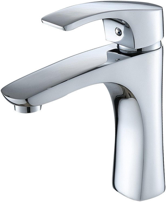 ETERNAL QUALITY Bad Waschbecken Wasserhahn Küche Waschbecken Wasserhahn Kupfer Chrom Heie Und Kalte Badewanne Waschtischmischer BEG1544