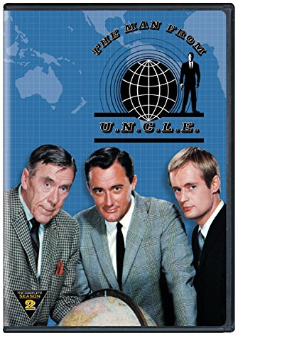 The Man From U.N.C.L.E.: The Complete Second Seas
