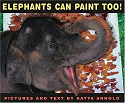 Elephants Can Paint Too
