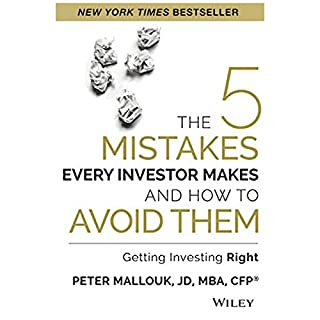 The 5 Mistakes Every Investor Makes and How to Avoid Them cover art