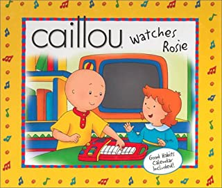 Caillou Watches Rosie (Playtime)