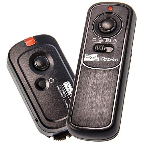 Qualitäts Funkfernauslöser für Canon EOS 50D, 40D, 30D, 20D, 10D, 7D Mark II, 7D, 6D, 5D Mark IV, 5D Mark III, 5D Mark II, 5D, 1D Serie, EOS 3, D60