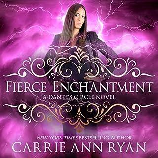 Fierce Enchantment audiobook cover art
