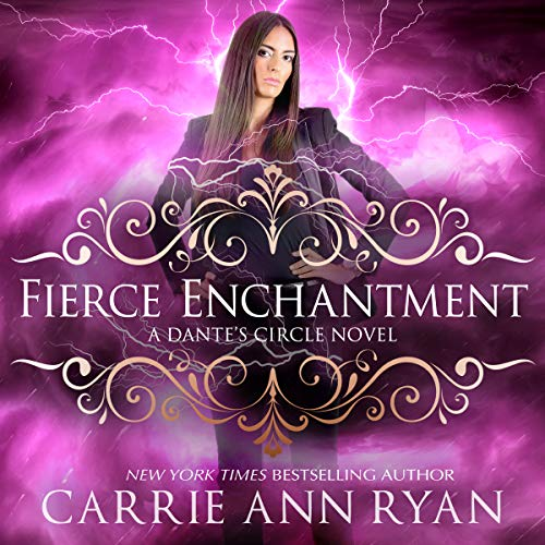 Fierce Enchantment audiobook cover art