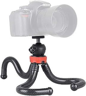 QUMOX Flexible Octopus Tripod Stativ Ständer Stand Halter Halterung Gorilla Pod für Universal Phone GoPro Kamera DSLR