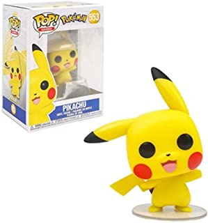 Funko Pop Games Pokemon Pikachu Waving