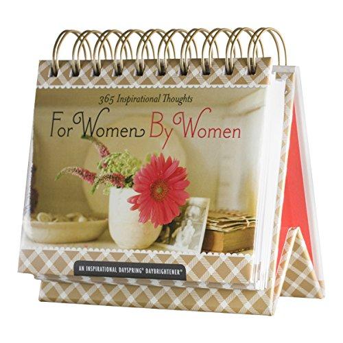 Calendário flip, para mulheres
