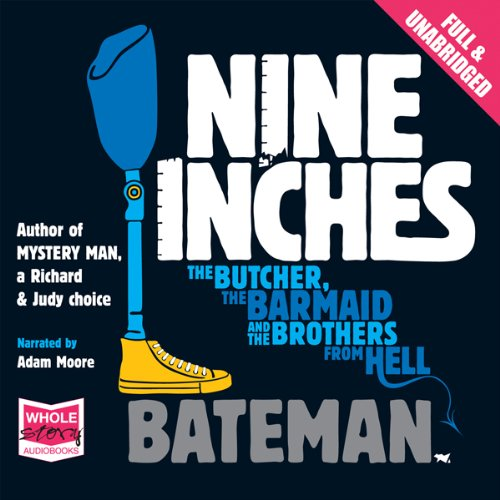 Nine Inches cover art