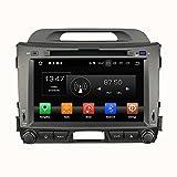 Android 9.0 Octa Core lettore DVD multimediale di navigazione GPS Car stereo per KIA Sportage 2010 - 2015 autoradio controllo del volante WiFi Bluetooth SD mappa