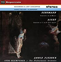 Schumann/Liszt: Concerto in a [12 inch Analog]