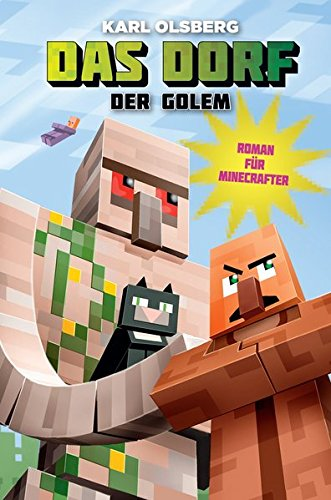 Der Golem - Roman für Minecrafter: Das Dorf 5