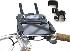 Hooshion Bicycle Holder Mount Stand Bracket Bike Mount Universal for DJI Mavic Air Mavic Pro DJI Spark Smart Remote Controller for 20-24mm Handbar