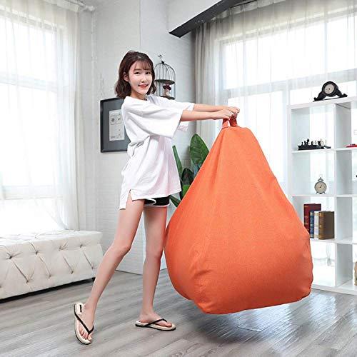 GJZM Sofa Bean Bag Rimovibile Bean Bag Sofa Cappotto della Copertura Slipcover Divano per sofà Pigro Coperta Bean Bag Chair Outdoor