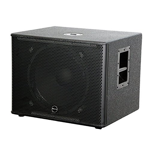 Invotone DSX15SA versterker 1000 W + DSP/HP 15 inch