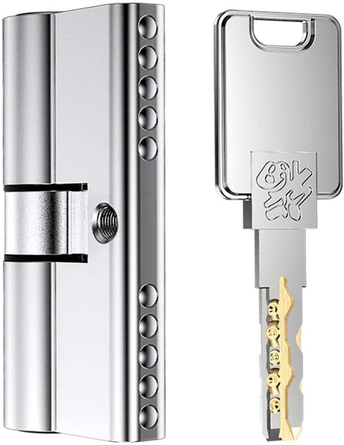 outlet GHKUFH Suspended Ranking TOP18 Mother-Bead Anti-Theft Door Lock Cylinder Unive