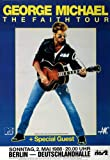 George Michael - The Faith, Berlin 1988 »