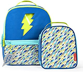 SkipHop Boys' Forget-Me-Not 3 Piece Backpack Set