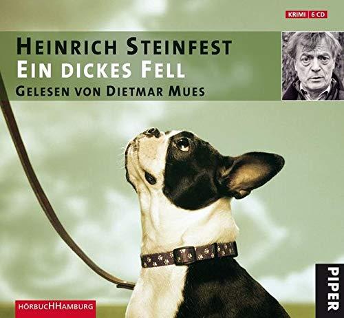 Ein dickes Fell: 6 CDs (Markus-Cheng-Reihe)