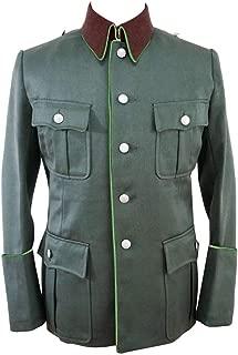 WW2 WWII German Police Officer Gabardine Modified waffenrock Tunic