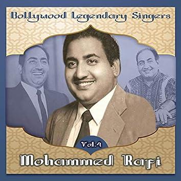 Bollywood Legendary Singers, Mohammed Rafi, Vol. 4