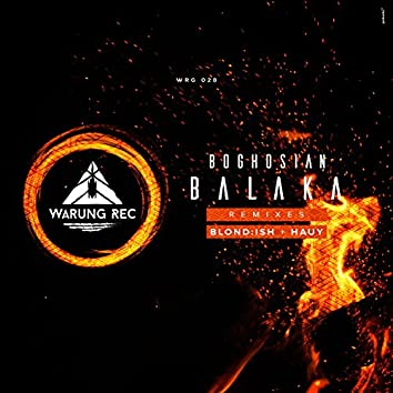 Balaka - Remixes