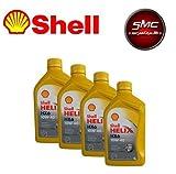 4 Litri Olio Motore Shell Helix HX6 10W40 (4)