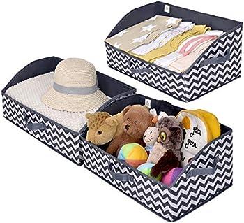 3-Pack Granny Says Kid's Closet Organizer Bins