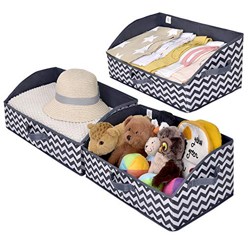 GRANNY SAYS Trapezoid Nursery Storage Organizer Toy Storage Baskets $18.19 + FS