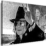 Myartstyle - Bilder Michael Jackson Band 60 x 40 cm