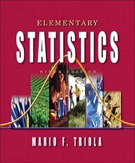 Elementary Statistics, Ninth Edition