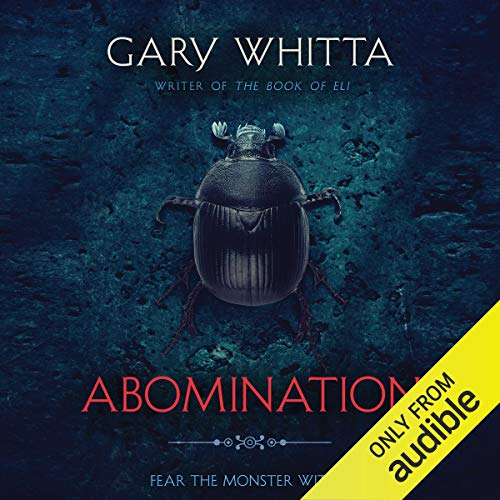 Abomination Audiobook By Gary Whitta cover art