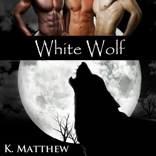 White Wolf audiobook cover art