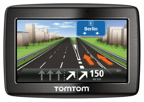 TomTom Via 125 Europe Traffic Navigationssystem (13 cm (5 Zoll) Touchscreen, Bluetooth, IQ Routes, Parkassistent, Kartenslot, TMC, Europa 45)