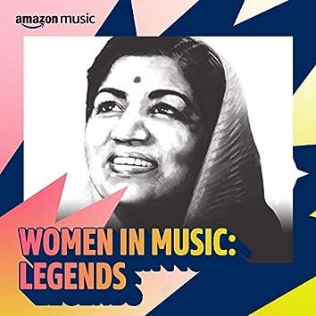 Women in Music: Legends