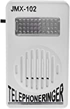 Moligh doll Amplificador de Timbre de Telefono Amplificador de tintineo Gris