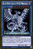 yu-gi-oh Blue-Eyes Chaos MAX Dragon - MVP1-ENG04 - Gold Rare - Unlimited Edition - The Dark Side of Dimensions Movie Pack Gold Edition (Unlimited Edition)