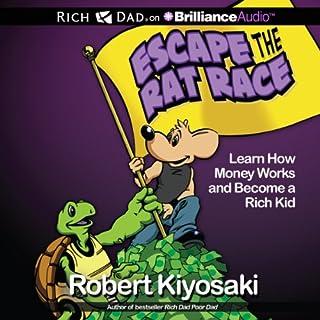 Rich Dad's Escape the Rat Race cover art