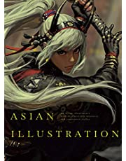ASIAN ILLUSTRATION 26 ASIAN ILLUSTRATORS: 46 Asian Illustrators with Distinctively Sensitive and Expressive Styles (Pie Creators' File)