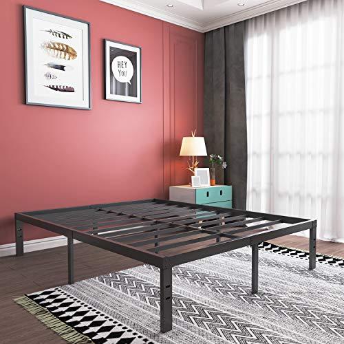 California King Platform Bed Frame
