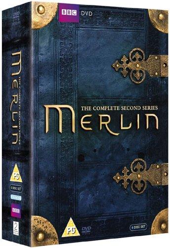 Merlin - Complete Series 2 Box Set [Edizione: Regno Unito]