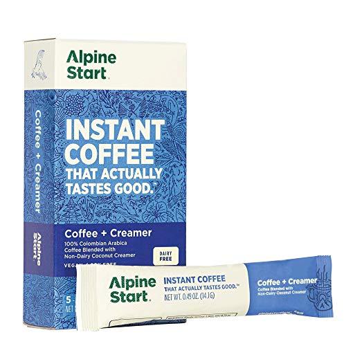 Alpine Start Premium Instant Coffee