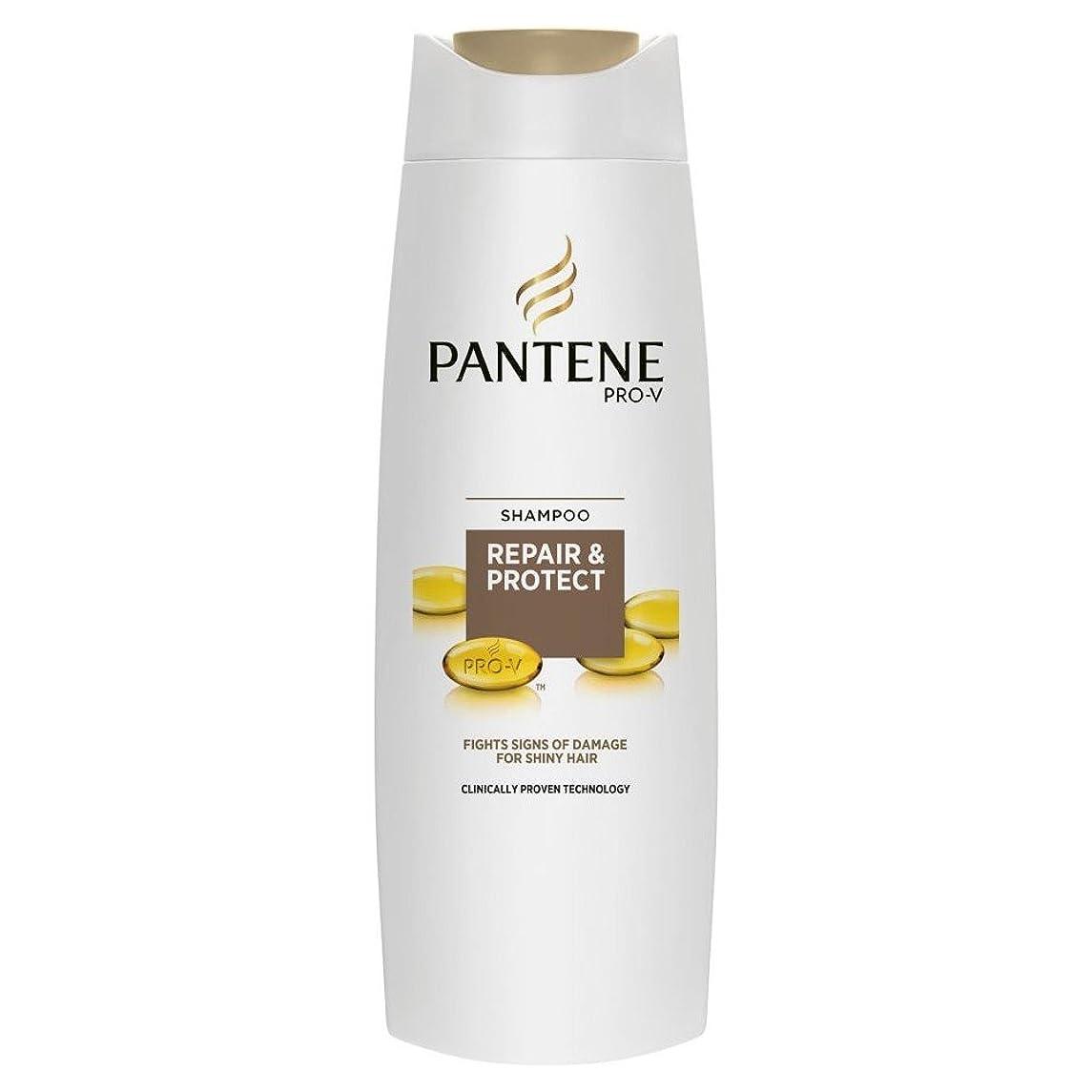 仲人不適当クレタPantene Pro-V Repair & Protect Shampoo (250ml) パンテーンプロvの修理やシャンプーを保護( 250ミリリットル) [並行輸入品]