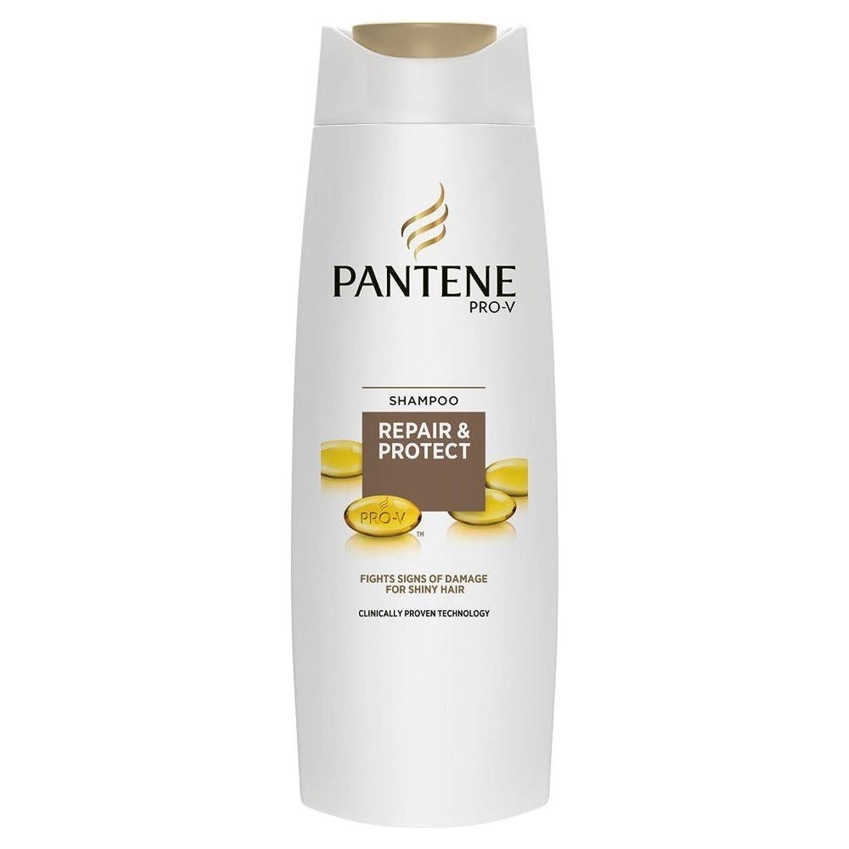 原始的なメタリック思想Pantene Pro-V Repair & Protect Shampoo (250ml) パンテーンプロvの修理やシャンプーを保護( 250ミリリットル) [並行輸入品]