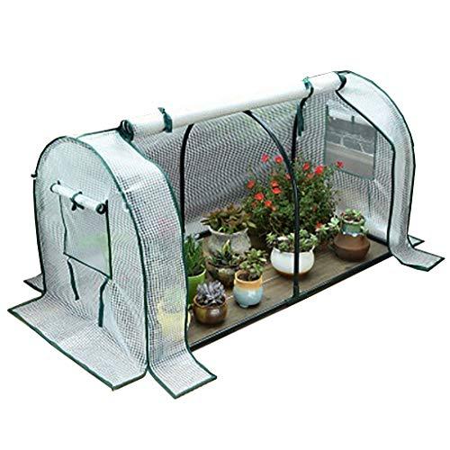 Lw Greenhouses Gewächshausgarten, Minigewächshaus Pop Up wachsen Haus, Außenisolierung Covering Der Regen PE-47,2