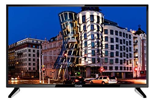 Preiswerte Marke GRAETZ 43 Zoll E620O PC LED TV 43 Zoll 4K Ultra HD Smart TV Android WLAN LED 43 Zoll DVB-T: DVB-T2/S2/C HDMI USB 2.0 Slot CI+ Schnittstelle PC VGA