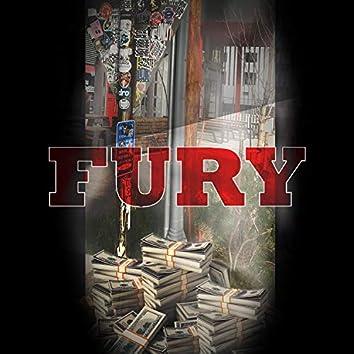 Fury (feat. Bruce V33, Acey FCE & Spookie Tee)
