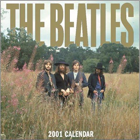 THE BEATLES 2001 CALENDER [カレンダ-]